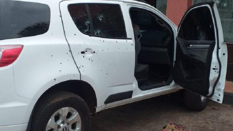 Ataque sicario en Paraguay dejó cuatro personas asesinadas, una de ellas es hija de un gobernador
