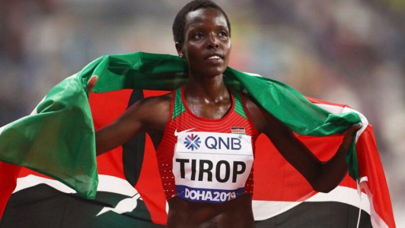 Encontraron muerta a una atleta olímpica de Kenia, sospechan que fue un femicidio