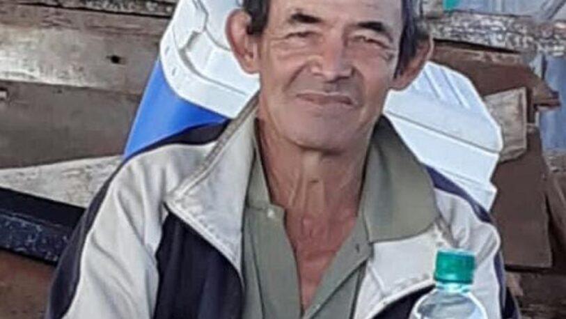 En Oberá, buscan a un hombre de 60 años