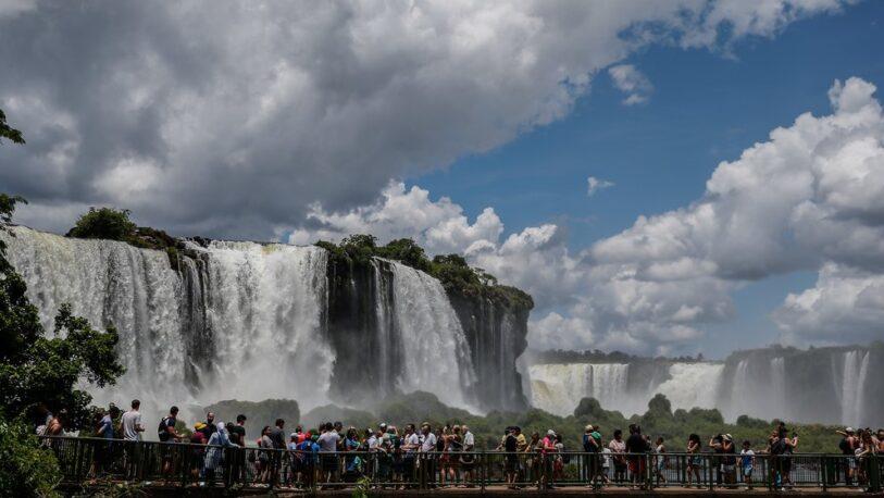 El Parque Nacional Iguazú, el más visitado del país