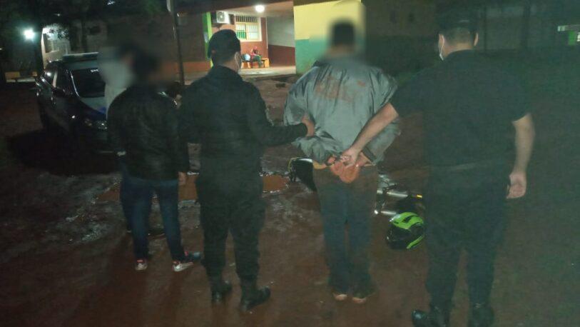 Secuestraron marihuana en San Vicente y San Javier: hay un detenido