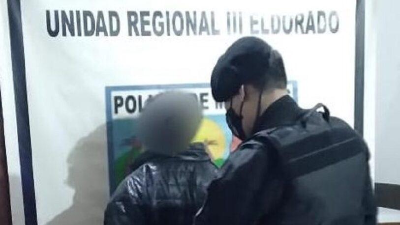 Un hombre fue detenido por golpear a su pareja e hija