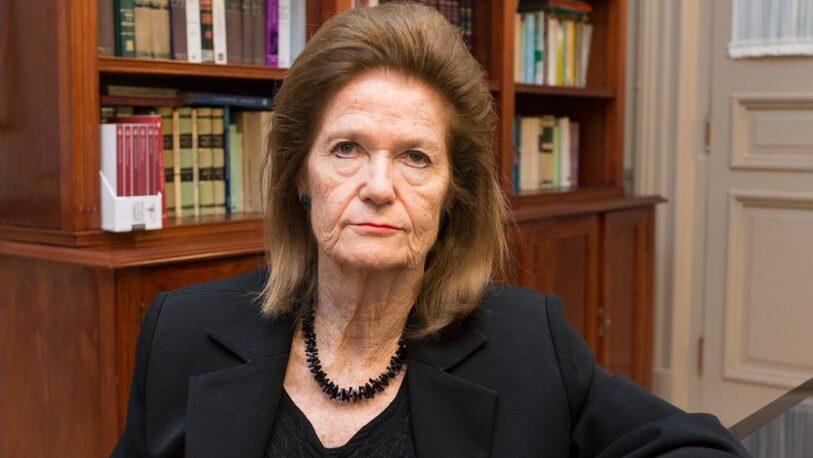 La jueza Elena Highton de Nolasco presentó su renuncia a la Corte Suprema