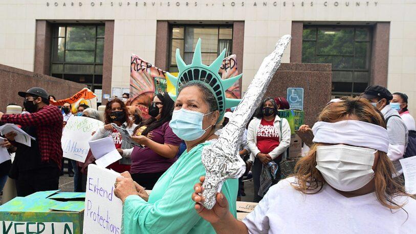 Estados Unidos abrirá en noviembre sus fronteras terrestres a los viajeros vacunados