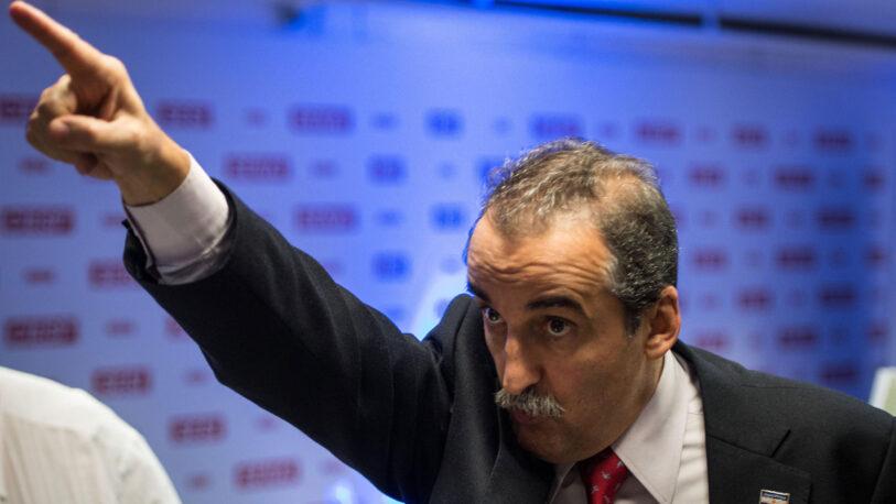 """Guillermo Moreno pidió adelantar las elecciones porque """"el Presidente no es apto"""""""