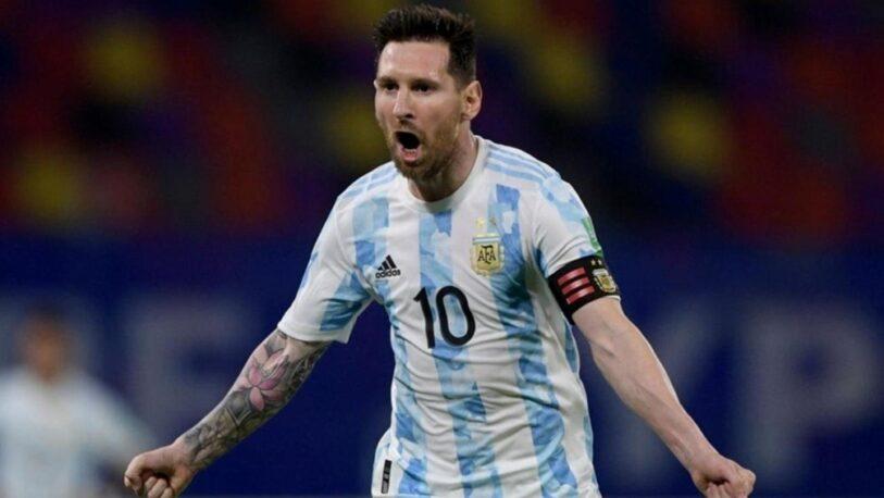"""De Messi a los hinchas: """"Gracias nuevamente por lo que me hacen sentir"""""""