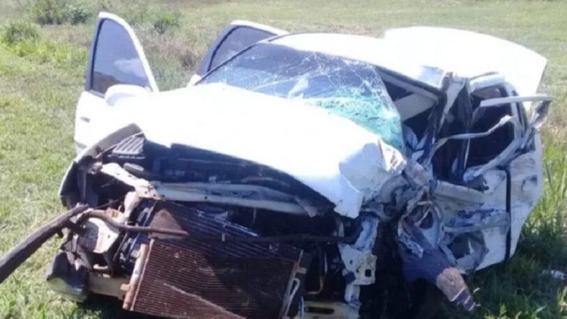 Una misionera falleció en choque de autos en Corrientes