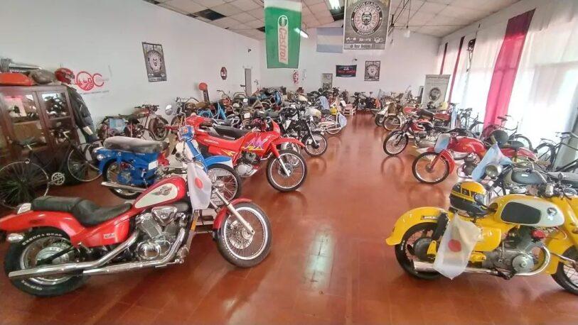 Eldorado cuenta con el primer Museo de Motos de Misiones