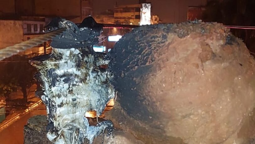 El nido de un hornero dejó sin luz a parte de Oberá