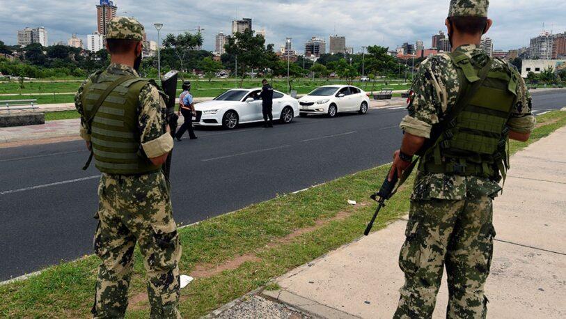Paraguay planea un nuevo esquema de seguridad contra el crimen organizado