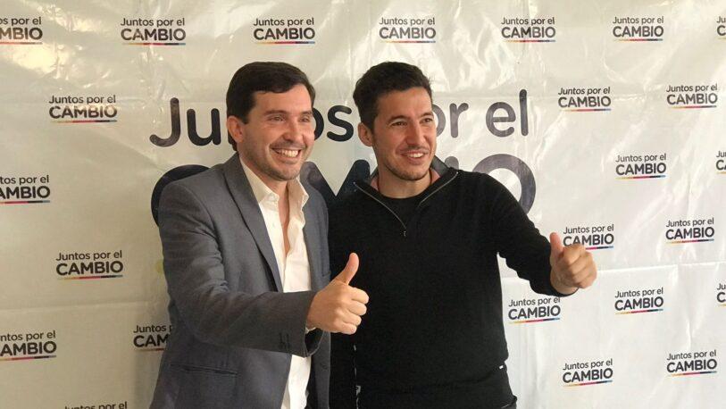 """""""El desafío de cara a las elecciones es seguir creciendo"""", dijo Pedro Puerta"""