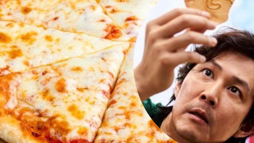 """Una pizzería ofrece descuentos a clientes que se animen a participar de """"El Juego del Calamar"""""""